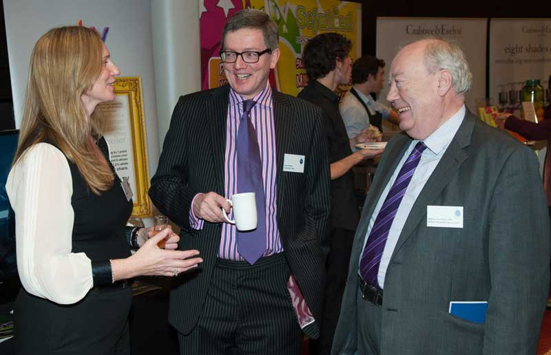 Bronwyn Groves, David Weston and Martin Couchman